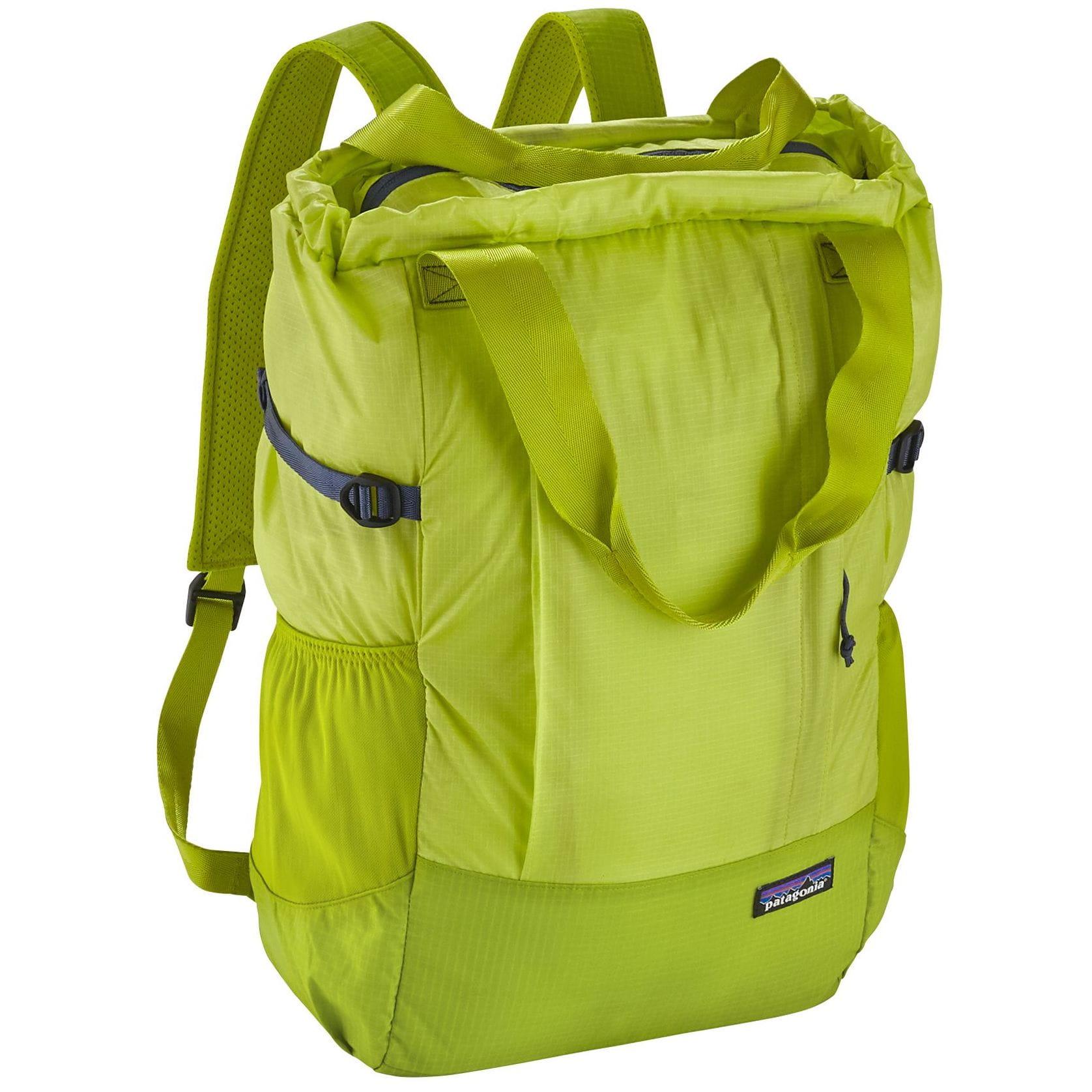 2533b0717d886 Plecak   torba Patagonia - Lightweight Travel Tote Pack Celery Green ...