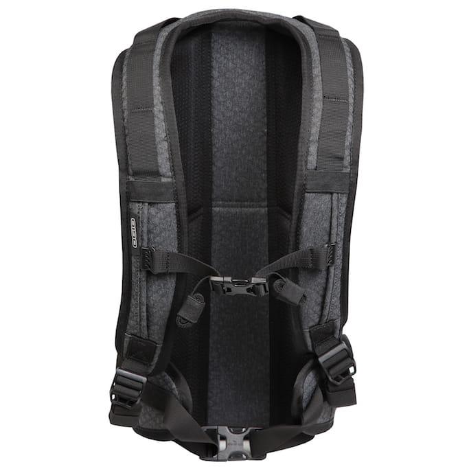 844edd75d970d Plecak OGIO - Backstage Action Pack Black Burst 12L w plecaki.com